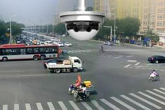 高清全景网络摄像机监控方案
