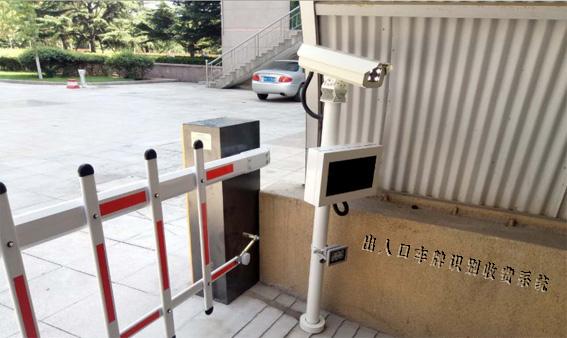 下区收费系统摄像机