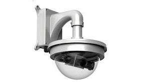 NVC130G-Q4F超宽视角180度全景摄像机
